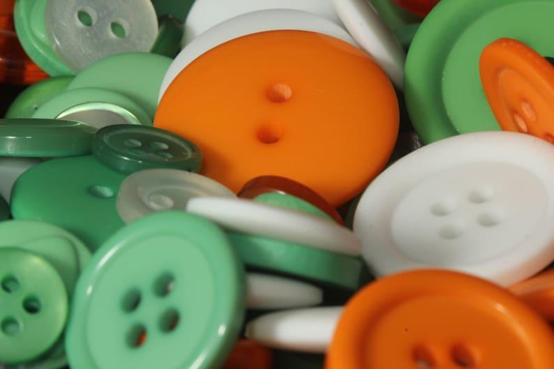 EnglandWales Massive Tubes of buttons minimum weight 380g 4 options Scotland Ireland and Halloween