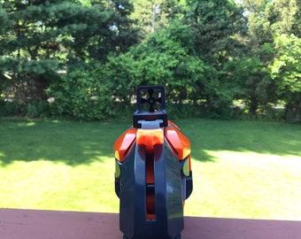 Nerf Jolt Blaster Mod Rail Connector to Tactical Rail Attach | Etsy