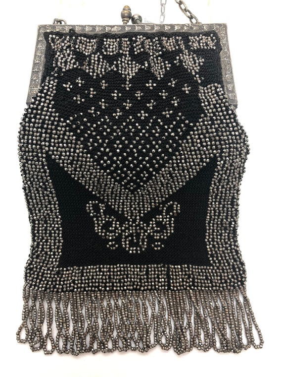 Beautiful Beaded 20's/30's Purse