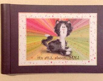 Cat Photo Album (Kitty Brag Book)