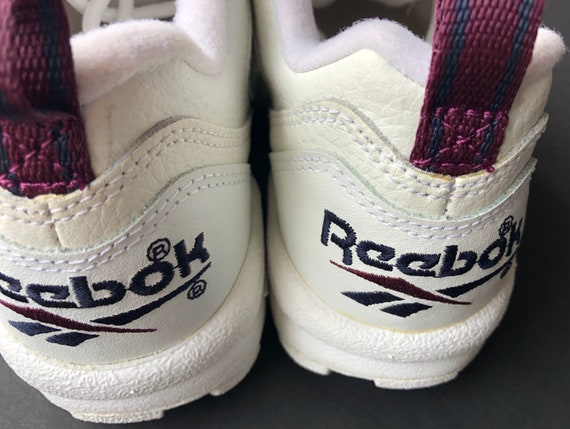 Vintage NEW Reebok athletic shoes womens size 6 1… - image 4