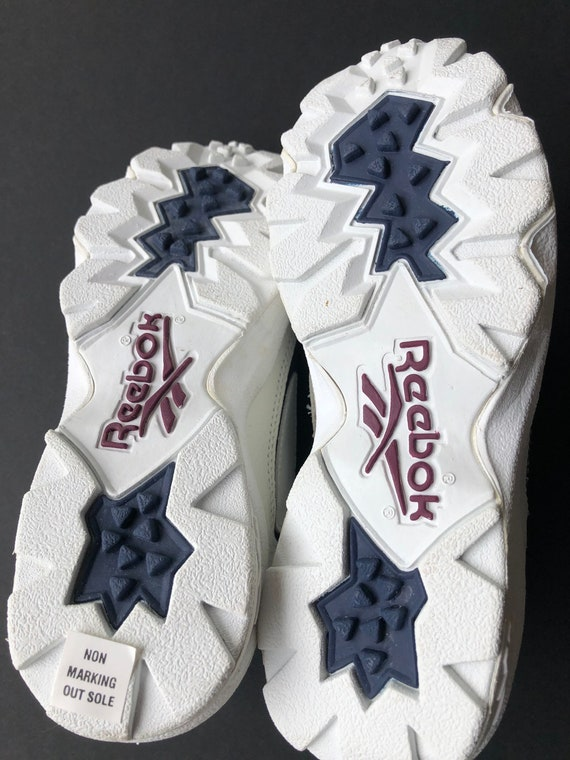 Vintage NEW Reebok athletic shoes womens size 6 1… - image 10