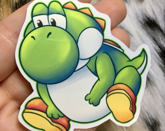 FAT YOSHI Stickers