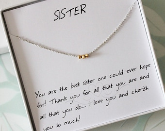 friendship necklace best friend gift bar necklace sister etsy
