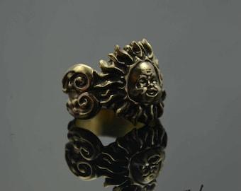 Ring Sun Bronze