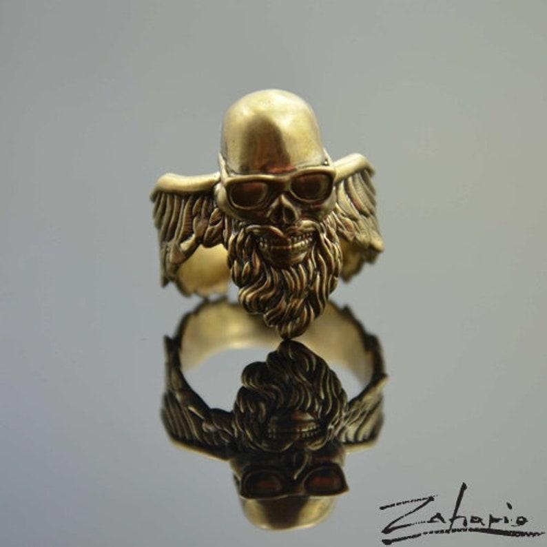Ring North Rider Bronze