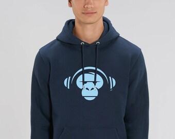ALIVE LOGO Hoodie Boys logo hoody trademark logo