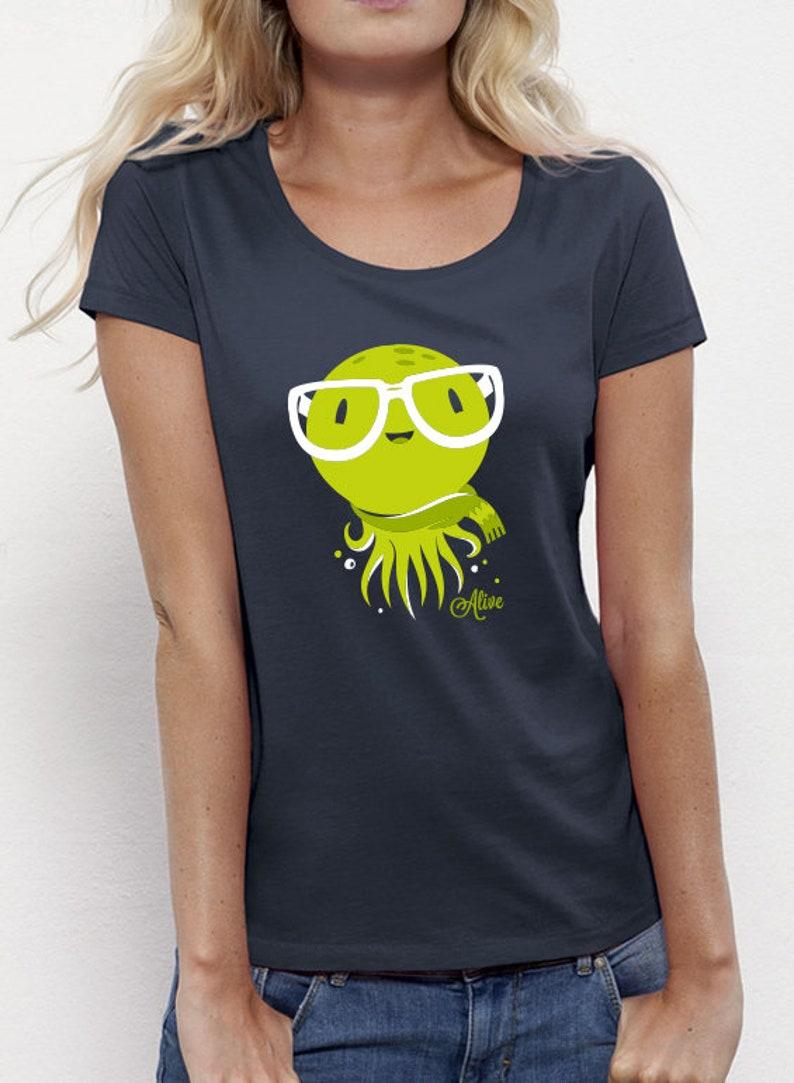 KUNO KRAKEN T-Shirt Girls image 0