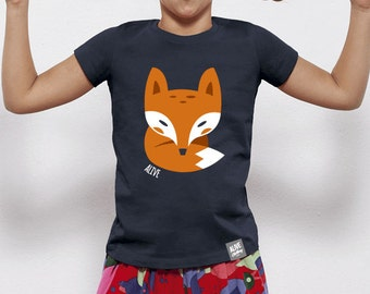 LITTLE FOX II T-Shirt Kids Girls