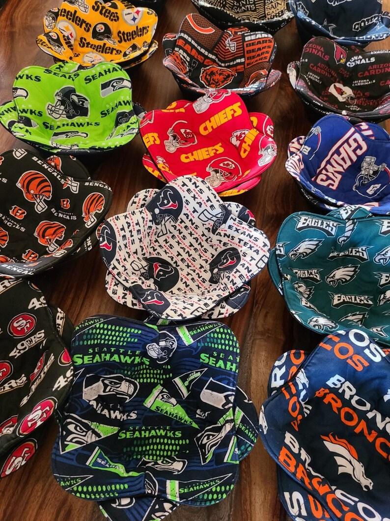 Buffalo Bills Microwave Bowls