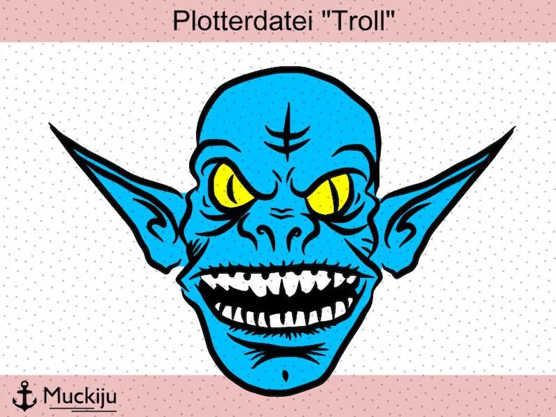 Plotter troll