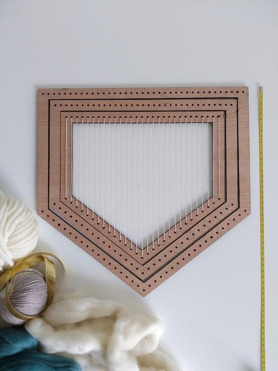 Weaving Loom Tapestry Frame Weaving Frame Tapestry Loom   Etsy