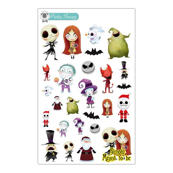image 0 - Nightmare Before Christmas Characters