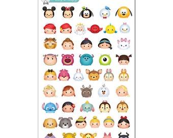 Tsum Tsums Stickers (Mini)