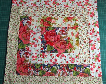 A Pair of Patchwork Cushion Covers