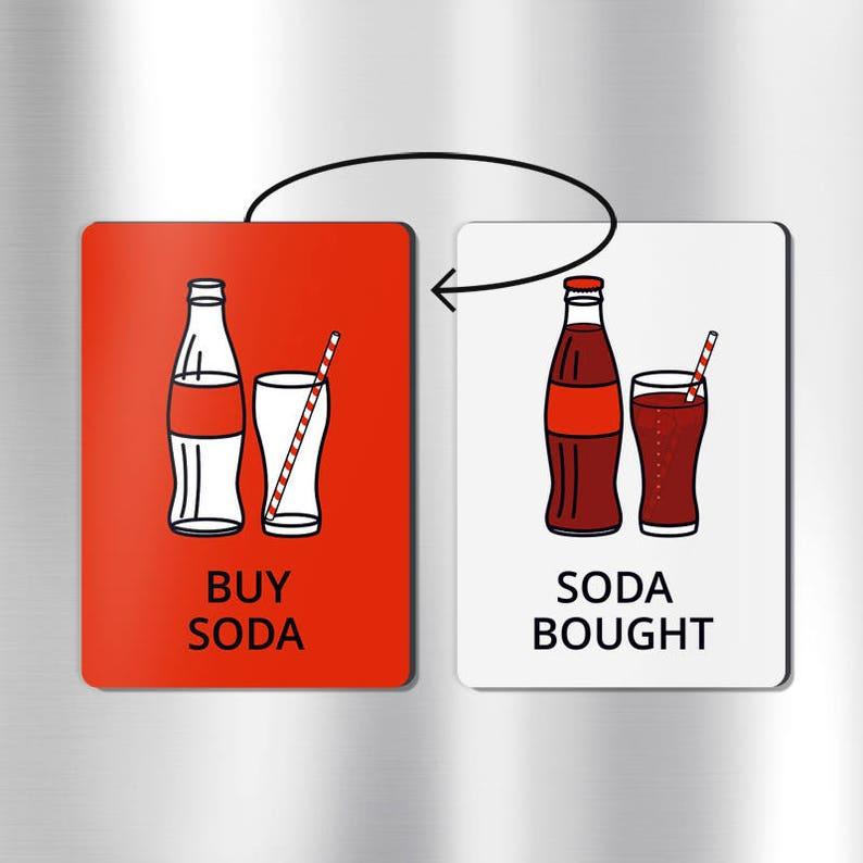 Coca Cola Gifts >> Coca Cola Magnet Coke Item Coca Cola Items Coca Cola Etsy