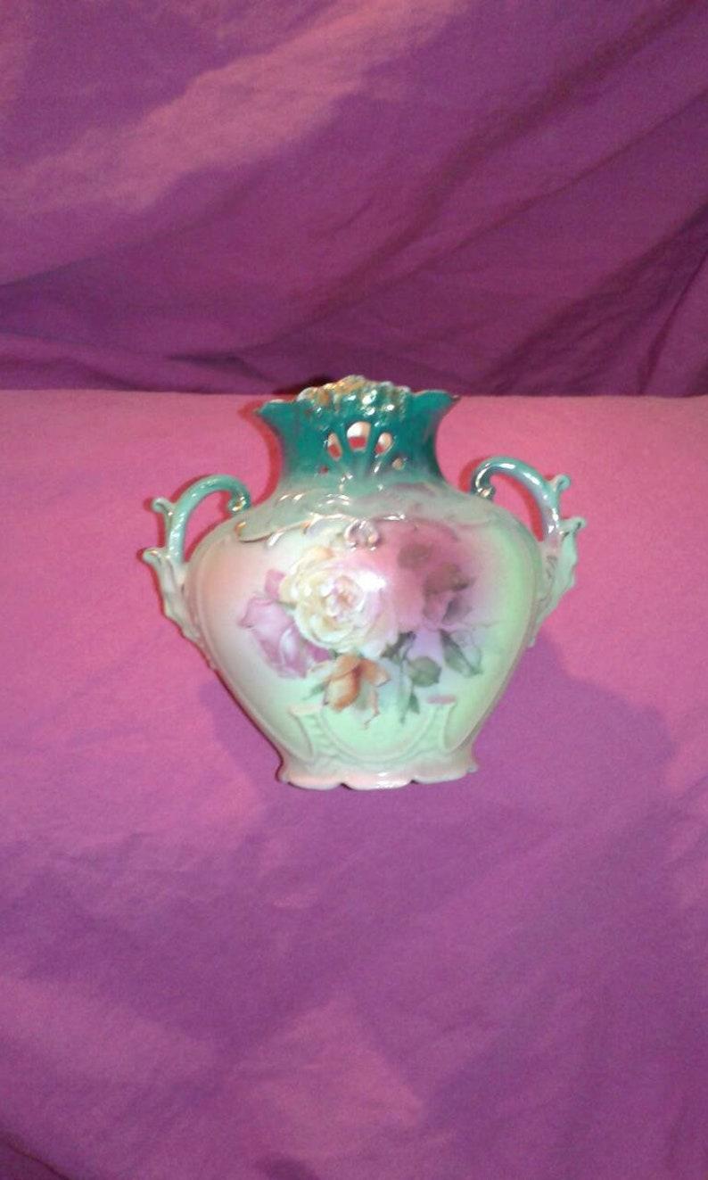 Antique Royal Renceu  Bavaria  Fine Porcelain ceramic image 0
