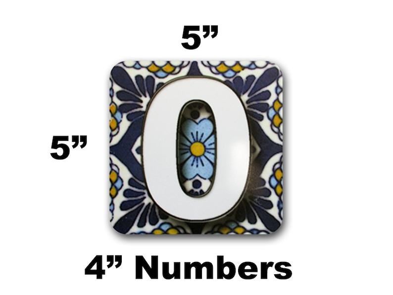 Numeri Civici In Plastica.Numeri Civici Plastica Mattonelle Spagnole Etsy