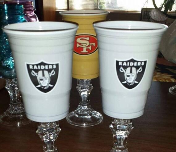 0df2d6bb0c6d Solo Cups Set of 2 Raiders-Oakland Raiders-Unique