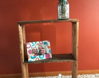 Cutom Pallet Shelves