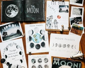 Lunar Unit Study