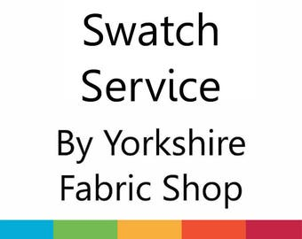 International Swatch Service - Choose From 1000's Of Fabrics