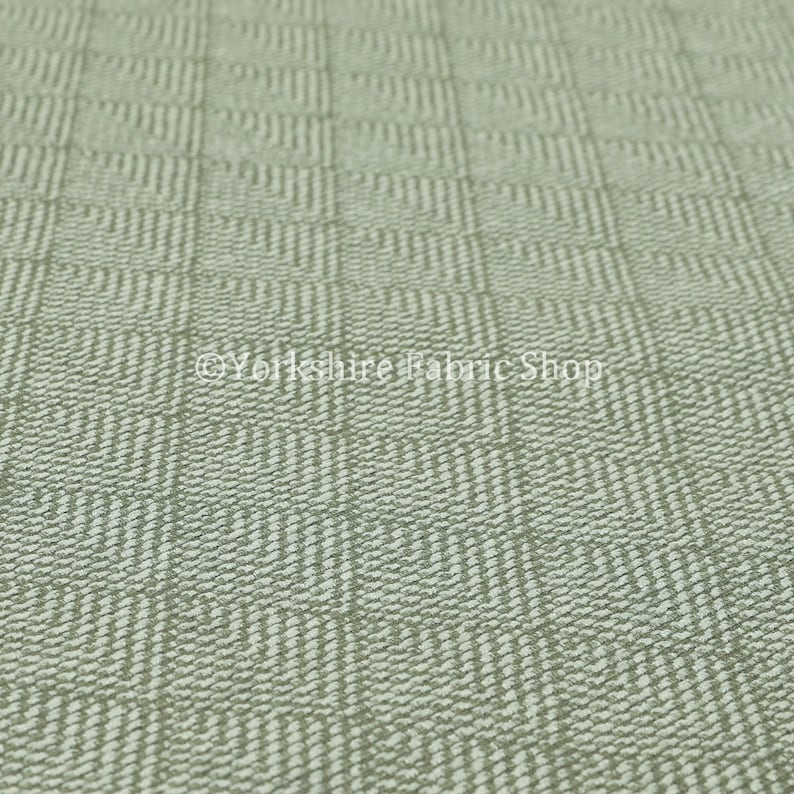 Sold By The 10 Metre Length Fabric Flame Treated Semi Plain Chenille Textured Silver Furniture Upholstery Fabric