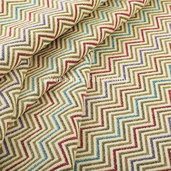 Texture douce qualité durable coussins rideaux ameublement chenille tissus beige
