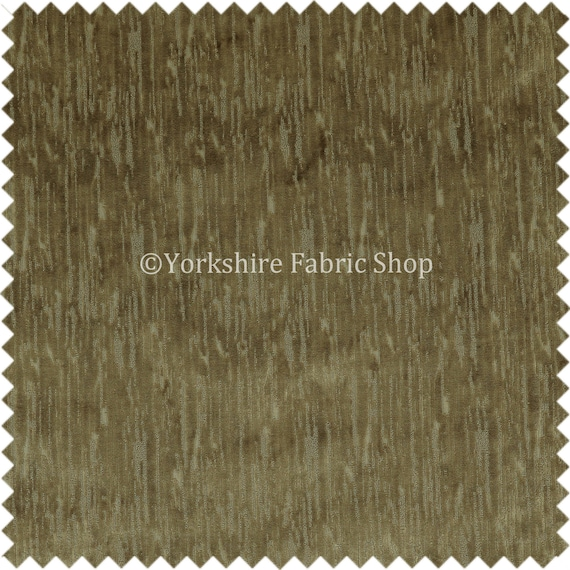 Quality Soft Textured Brown Velvet Velour Upholstery Curtains Furnishing Fabric