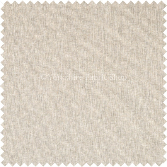 Hard Wearing Linen Effect Chenille Upholstery Curtains Furnishings Brown Fabrics