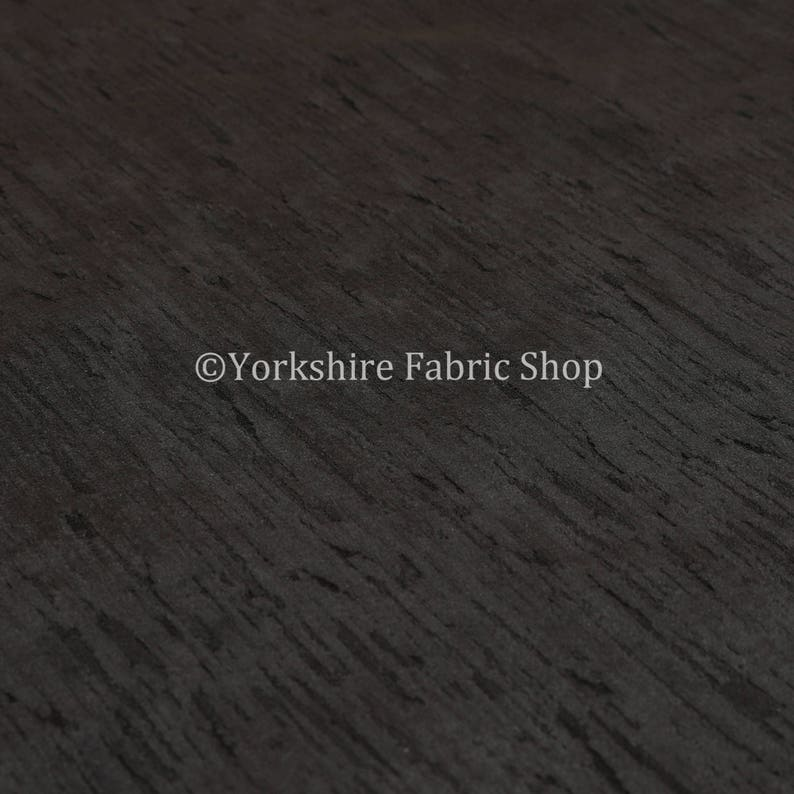 Sold By The 1 Metre Length Fabric Quality Soft Textured Black Velvet Velour Upholstery Curtains Furnishing Fabric