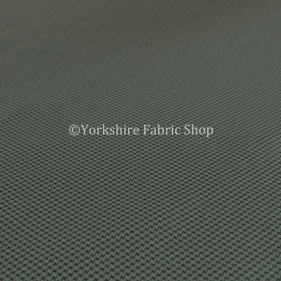Modern Designer Houndstooth Pattern Faux Leather Black Vinyl Upholstery Fabrics