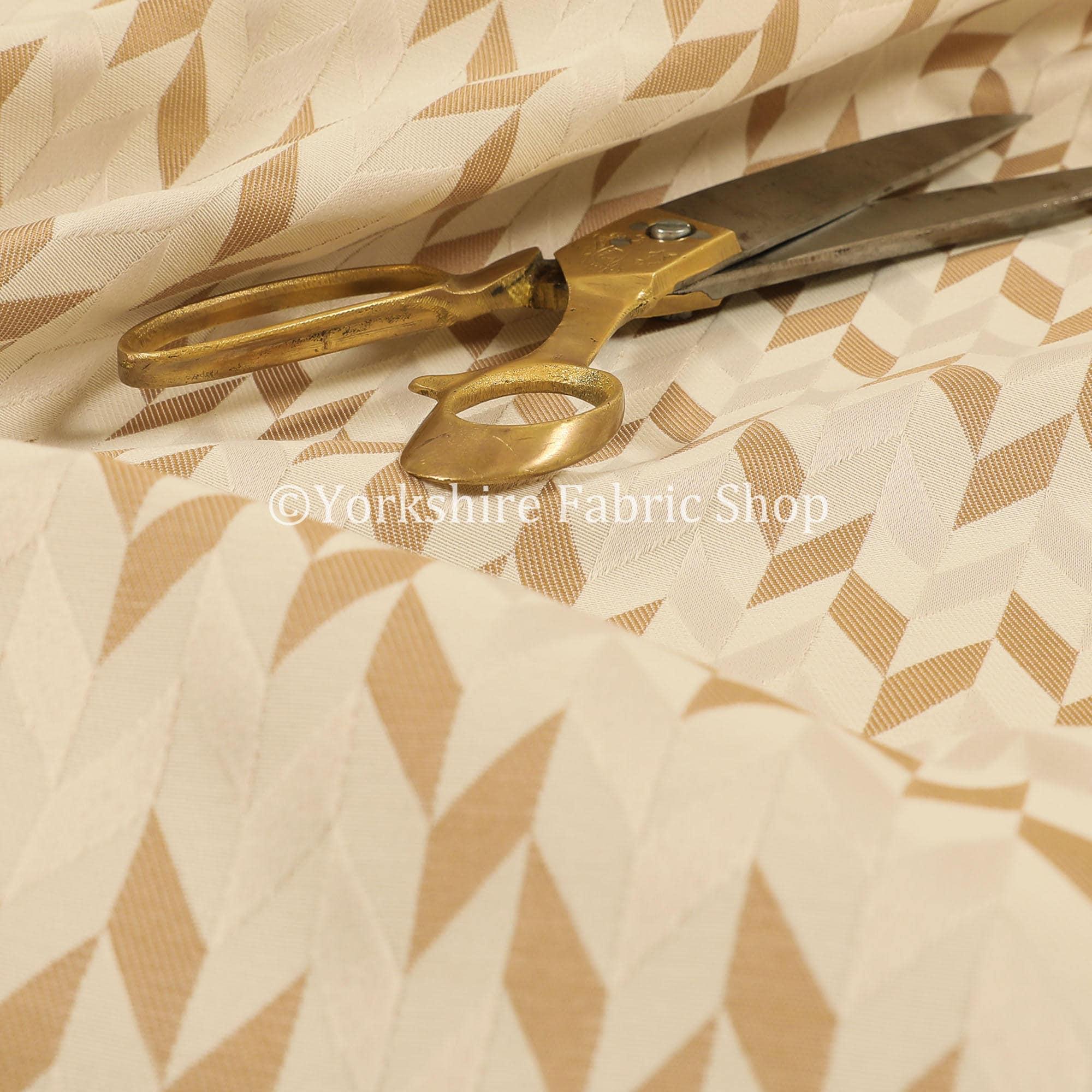 Chenille Chenille Chenille léger couleur marron ameublement Rideau tissu à motif géométrique - vendu par le tissu de longueur de 10 mètres 906f81