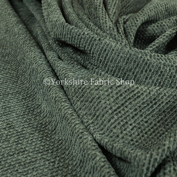 New Plain Soft Woollen Chenille Durable Quality Upholstery Furnishing Fabric