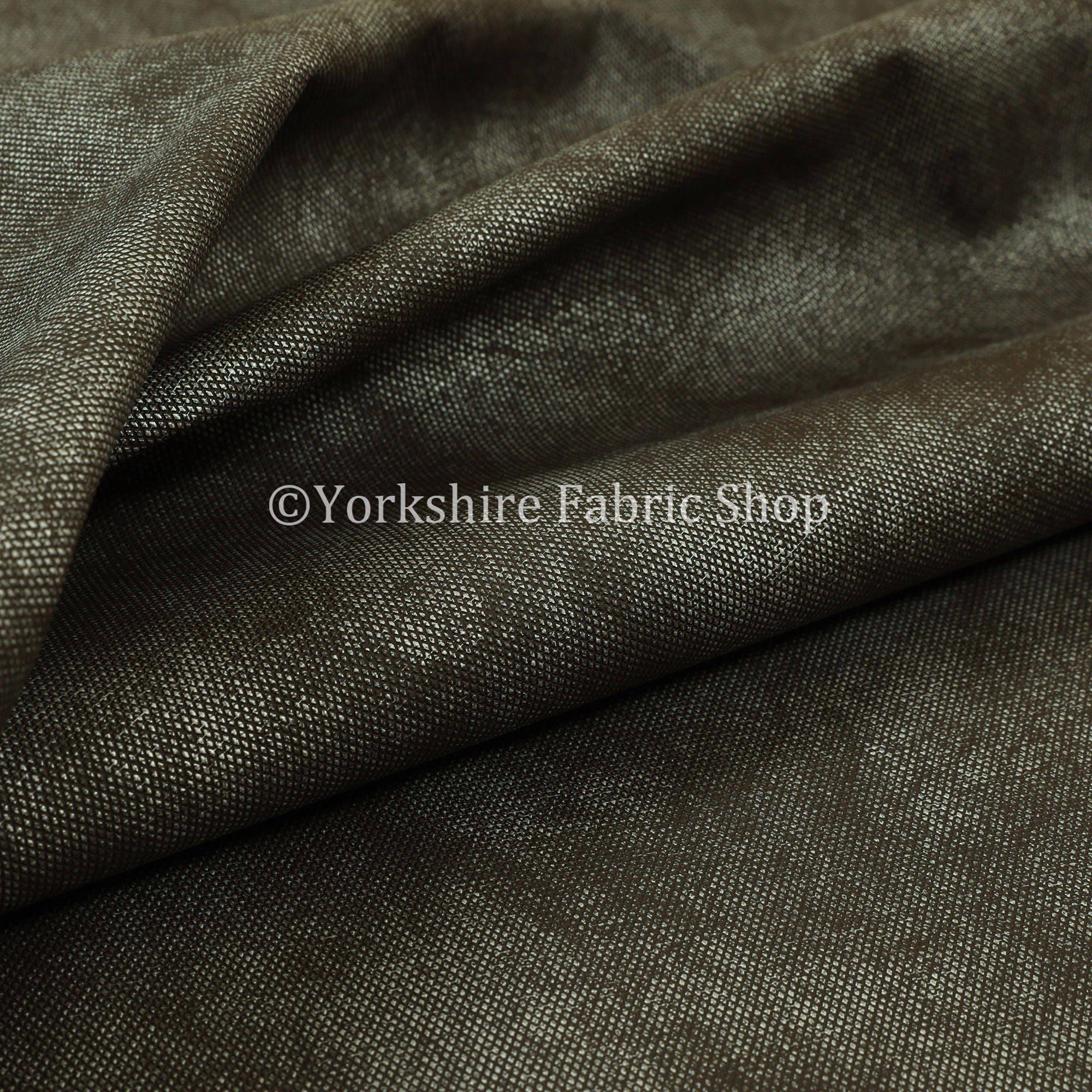Daim mat qualité Touch collant couleur chêne chêne chêne foncé simili cuir tissu d'ameublement - vendu au mètre 10 3bf397