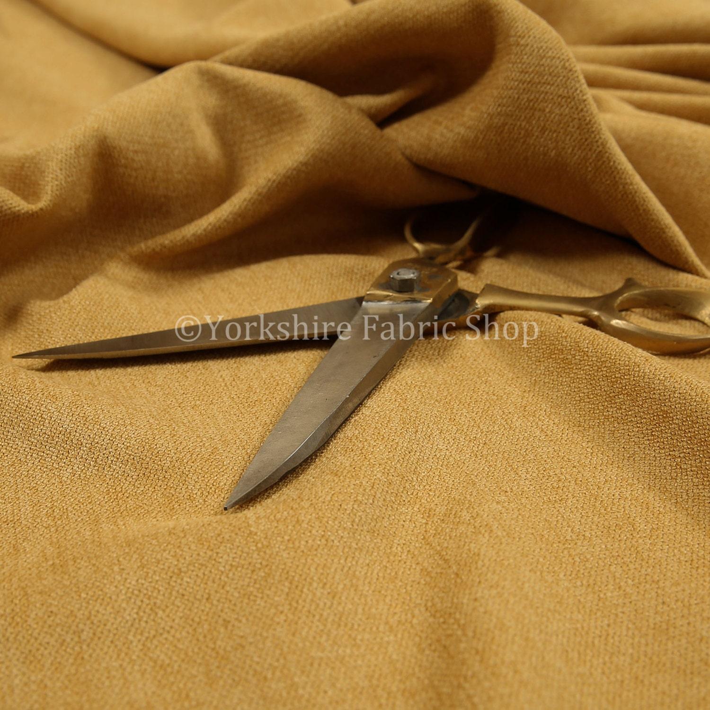 10 mètres de de de doux comme laine Texture Chenille sellerie tissu or Uni couleur idéal pour les nouveaux rideaux ameublement canapés Textiles d'intérieur 003e46