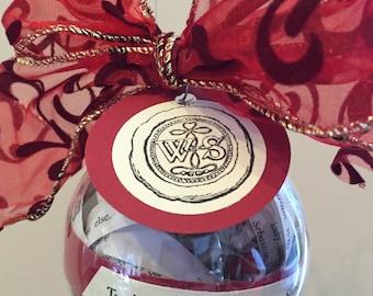 Twelfth Night (William Shakespeare) Ornament