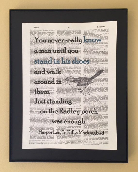 to kill a mockingbird shoes