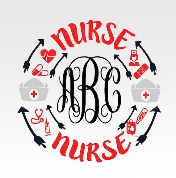 Nurse Arrow Circle Nurse SvgNurse Quotes Nurse LifeNurse Etsy New Arrow Quotes Life
