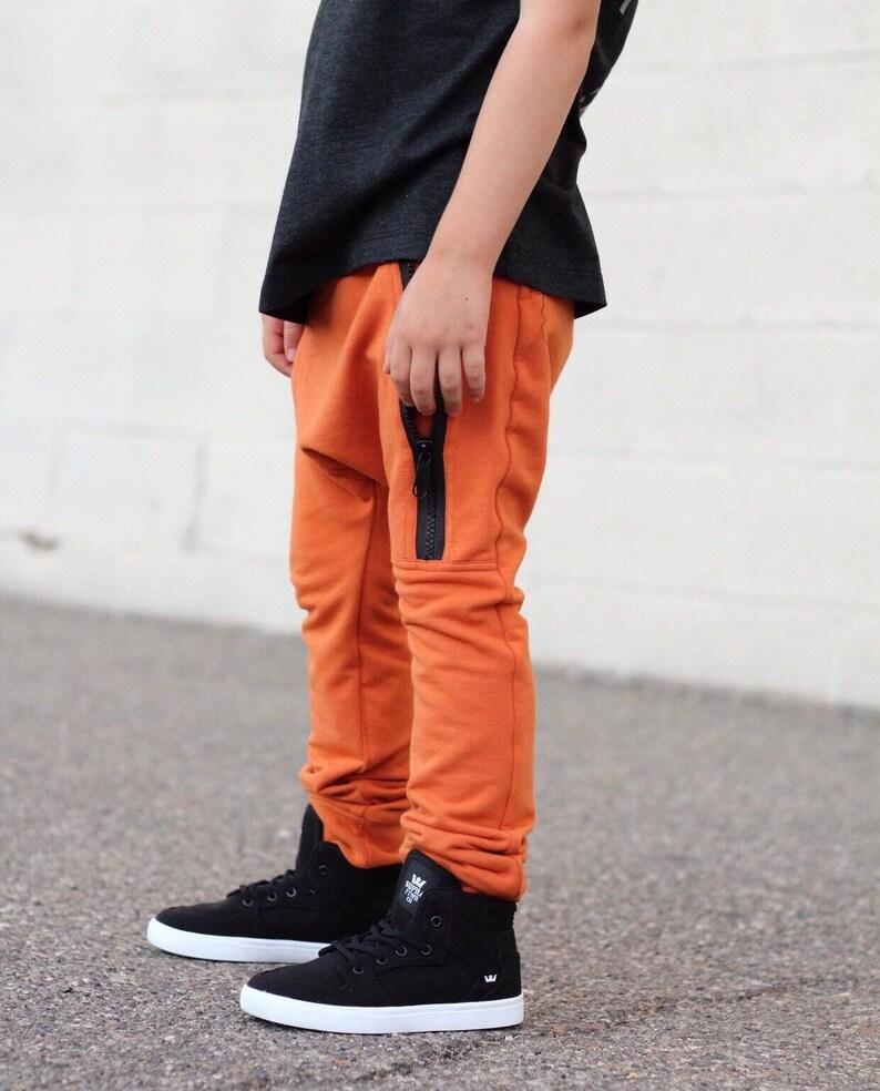 4e8989ac2d06 Trendy boy clothes  Hipster baby boy clothes  Orange toddler