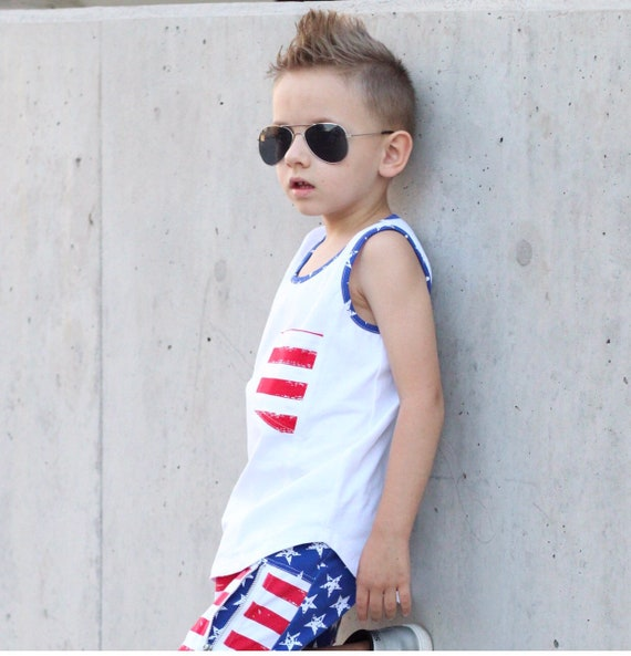 ac250a691a1e Boys fourth of July shirt  Fourth of July baby boy  Kids