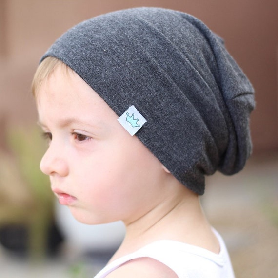 gray slouchy beanie slouchy baby beanie boy hipster baby etsy