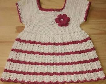 Baby Kleid Häkeln Etsy