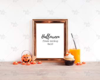 halloween frames etsy
