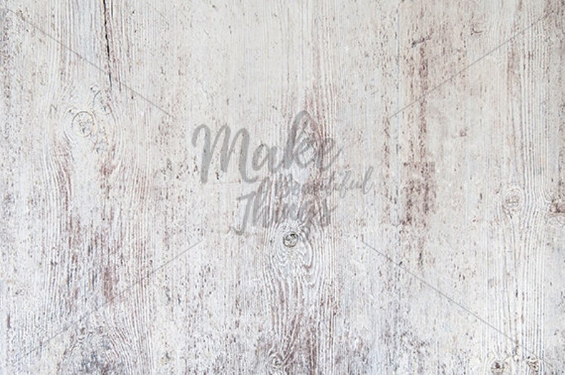 Wooden Background White Distressed Wood Stock Photography Etsy