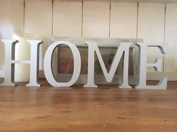 First Birthday 13cm Large Letters 1st,Colour Choice ONE 3 Wooden Letters ONE