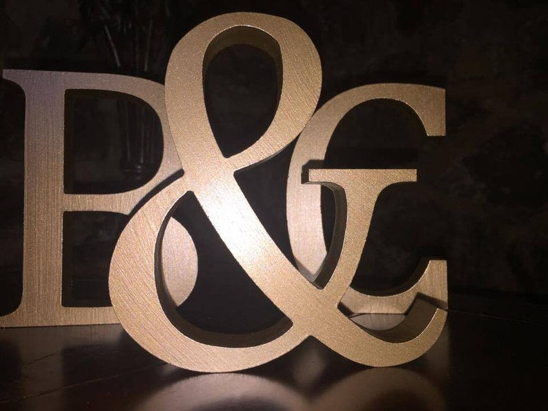 Multipack Offer 13 Wooden Letters Numbers Signs At Signs Free Standing 13cm Large Letters