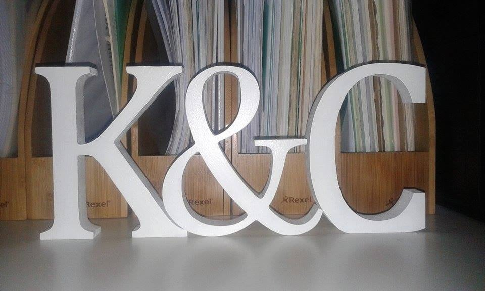 white wooden letters signs and numbers free standing etsy