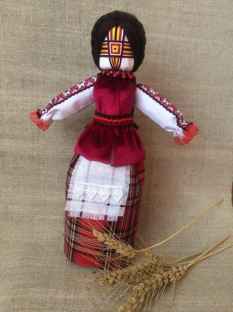 Kids Dolls And Charms Rag Dolls Amulets Motanka Folk Toys Sewing Patterns Book