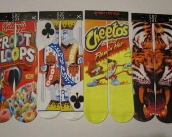Hot Cheetos Socks Etsy